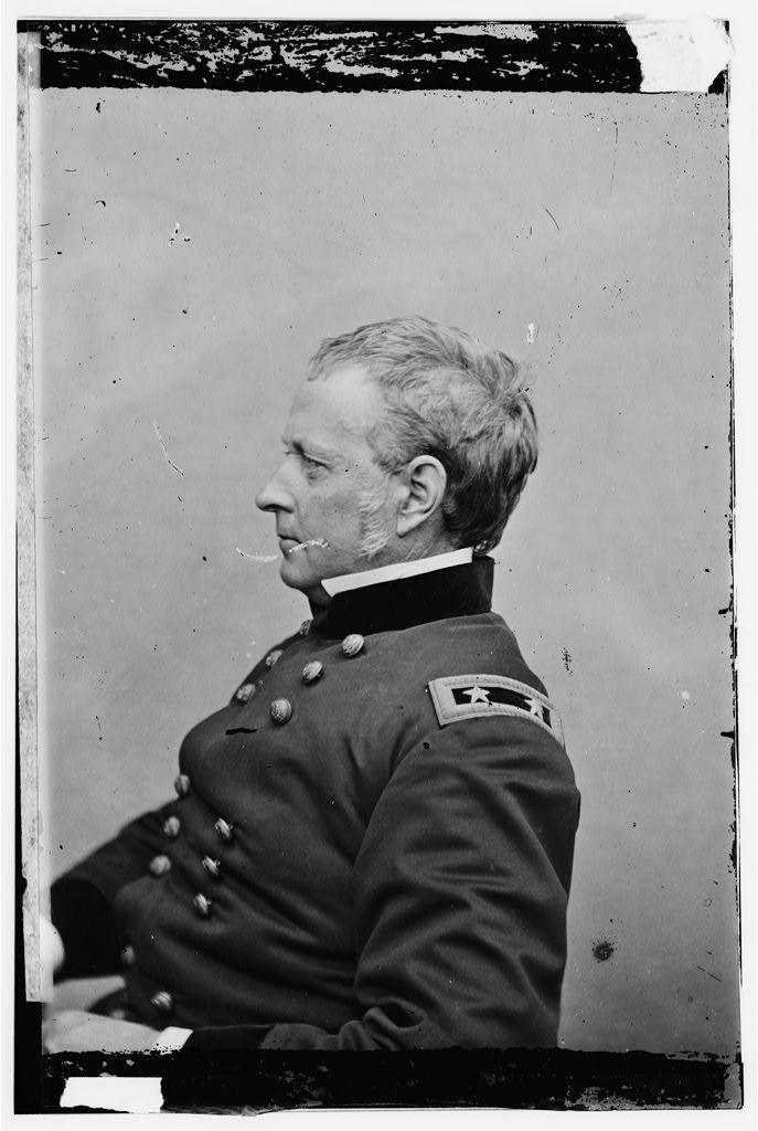 Maj. Gen. Joseph Hooker