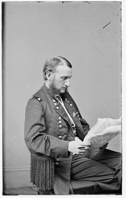 Maj. Gen. Judson Kilpatrick
