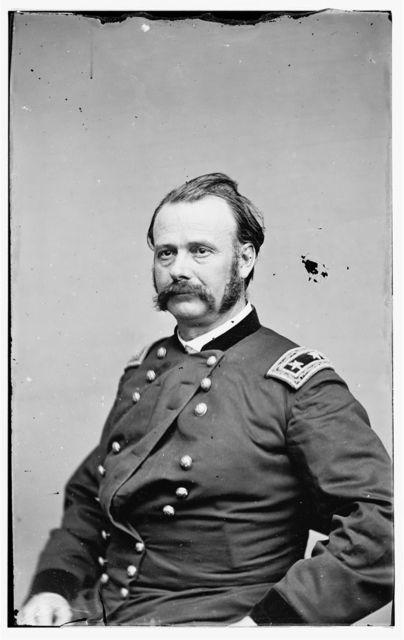 Maj. Gen. Lovell Harrison Rousseau