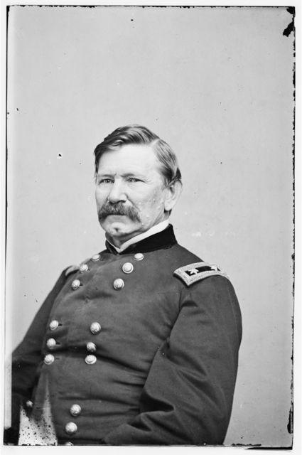 Maj. Gen. Robert C. Schenck