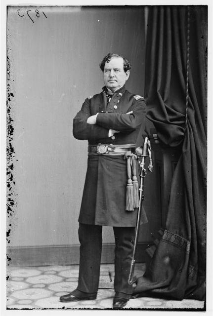Maj. J. Howard, Paymaster