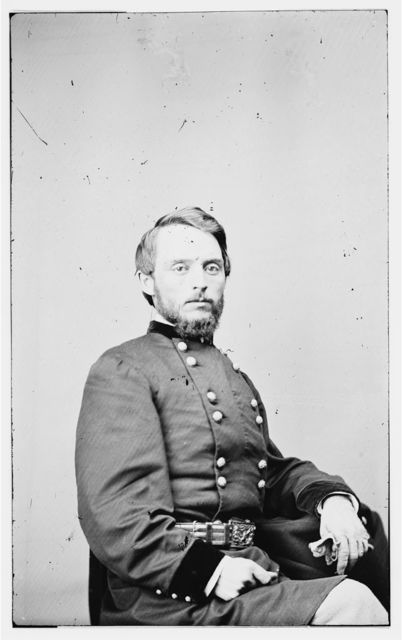 Maj. John M. Corse, 6th Iowa Inf.