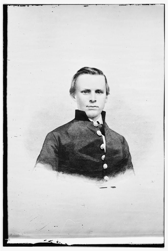 Maj. John Pelham, C.S.A.