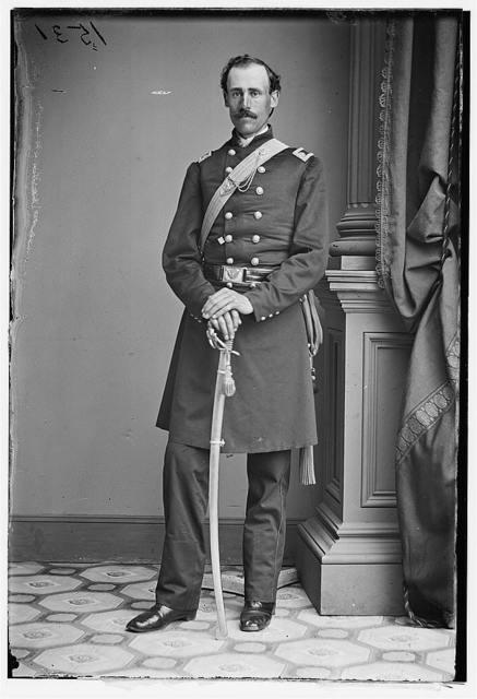 Maj. W. Newby, 6th Vt. Inf