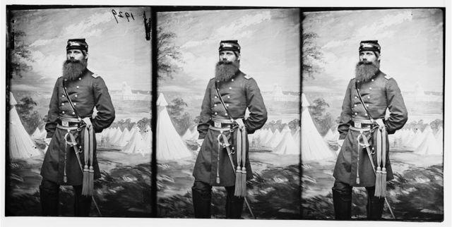 Maj. W.W. Cook, 5th N.H. Inf.