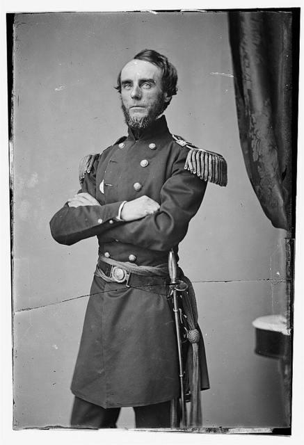 Major A. Hamilton