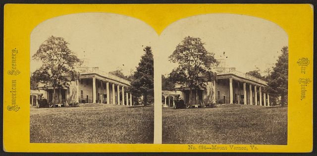 Mount Vernon, VA no. 634 / George Stacy.