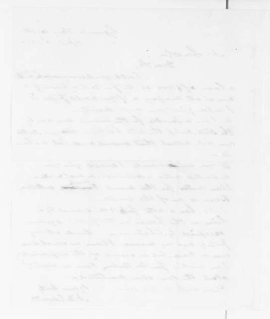 Ninian W. Edwards to Abraham Lincoln, Friday, April 20, 1860  (Requests loan)