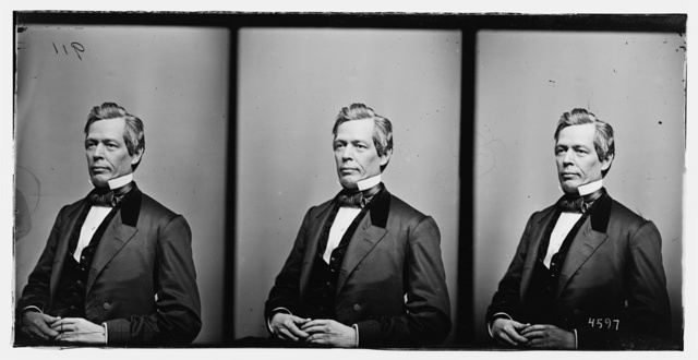 Noble, Hon. Warren Perry, M.C. Ohio, 1861-1865