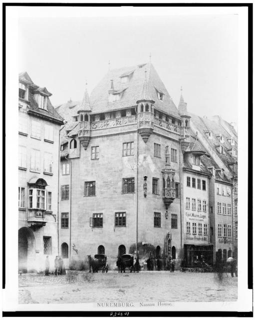 Nuremburg. Nassau House