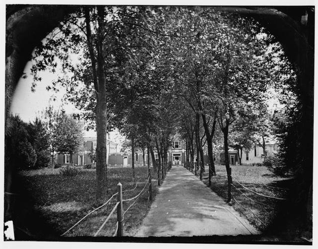 Old Naval Observatory (1st photo c. 1855)