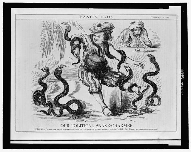 Our political snake-charmer
