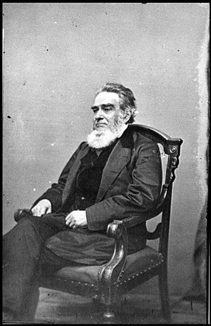 [Portrait of Attorney-General Edward Bates, officer of the United States government]
