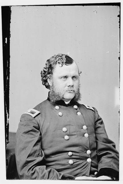 [Portrait of Brig. Gen. Robert O. Tyler, officer of the Federal Army (Maj. Gen. from Aug. 1, 1864)