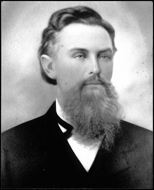 [Portrait of Lt. Col. William H. Luse, 18th Mississippi Infantry, C.S.A.]