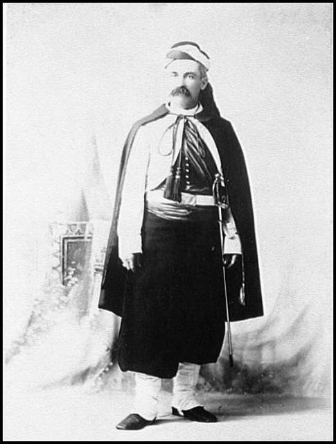 [Portrait of Lt. Edwin J. Sweet, 40th New York Infantry, USA]