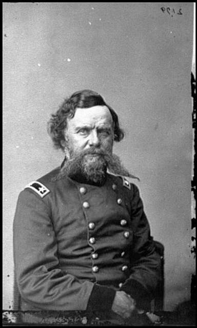 [Portrait of Maj. Gen. Adolphus S. Williams, officer of the Federal Army]