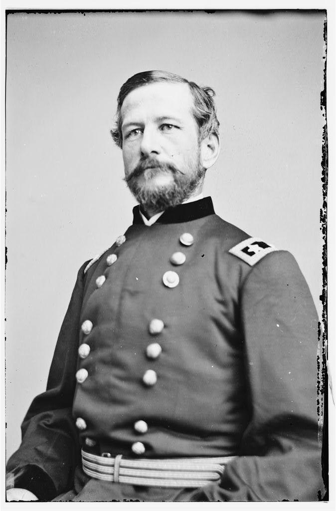 [Portrait of Maj. Gen. Alfred Pleasonton, officer of the Federal Army]