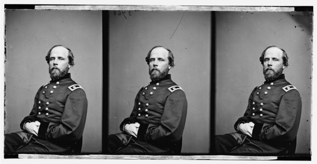 [Portrait of Maj. Gen. Darius Nash Couch, officer of the Federal Army]