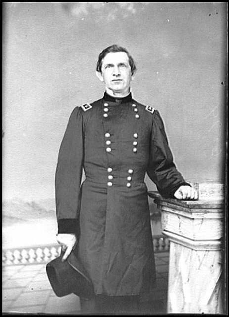 [Portrait of Maj. Gen. Edward R. S. Canby, officer of the Federal Army]
