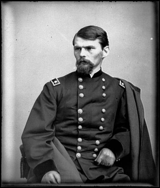 [Portrait of Maj. Gen. Emory Upton, officer of the Federal Army]