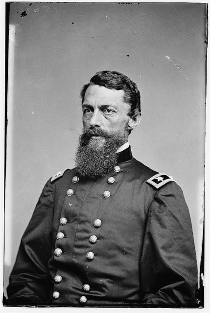 [Portrait of Maj. Gen. George Stoneman, officer of the Federal Army]