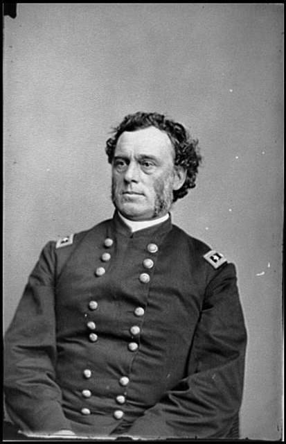 [Portrait of Maj. Gen. James B. Steedman, officer of the Federal Army]