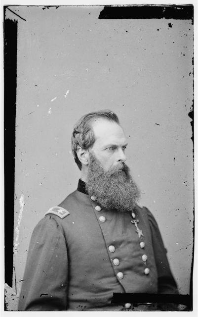 [Portrait of Maj. Gen. John W. Geary, officer of the Federal Army]