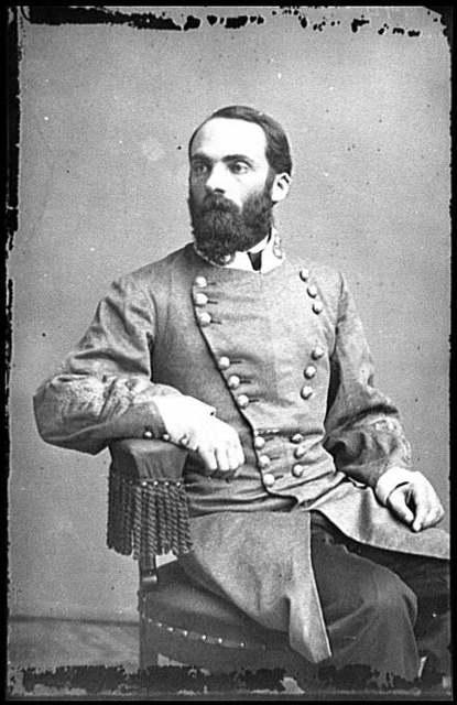 [Portrait of Maj. Gen. Joseph Wheeler, officer of the Confederate Army]