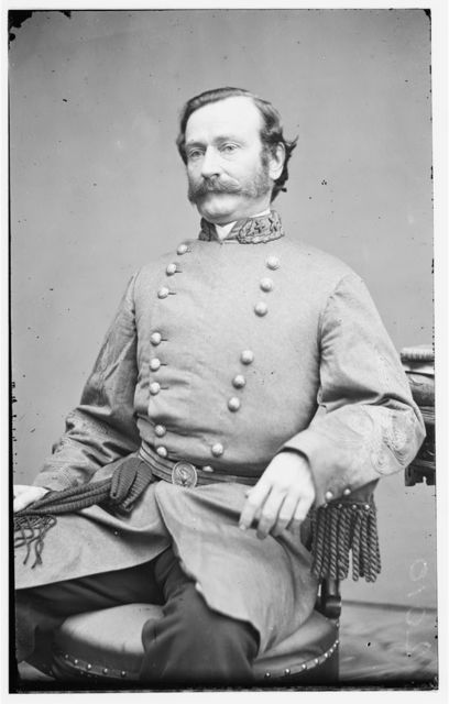 [Portrait of Maj. Gen. Mansfield Lovell, officer of the Confederate Army]