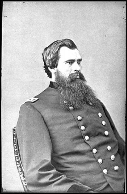 [Portrait of Maj. Gen. N. Martin Curtis, officer of the Federal Army]