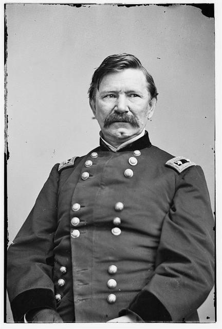 [Portrait of Maj. Gen. Robert C. Schenck, officer of the Federal Army]