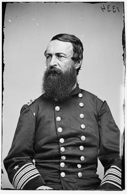 [Portrait of Rear Adm. David D. Porter, officer of the Federal Navy]