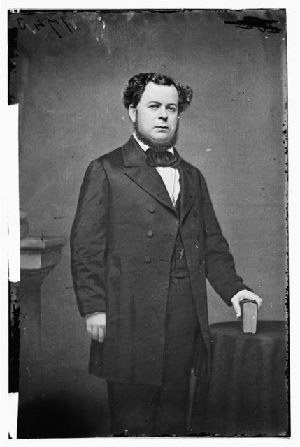 [Portrait of Secretary of the Navy Stephen R. Mallory, officer of the Confederate States Government]