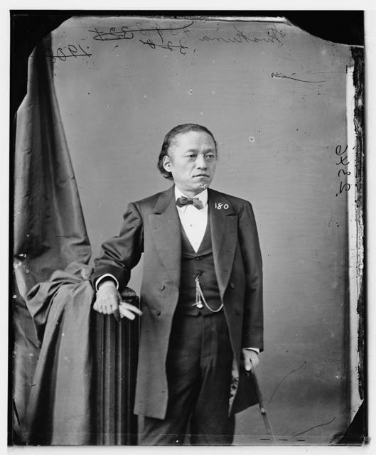 Prince Iwakura of Japan