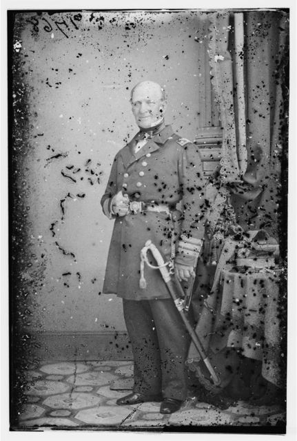 Rear Adm. S.H. Stringham USN