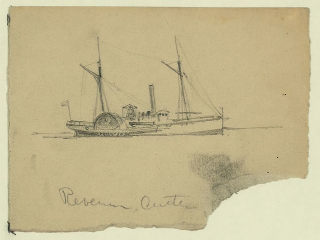 Revenue cutter