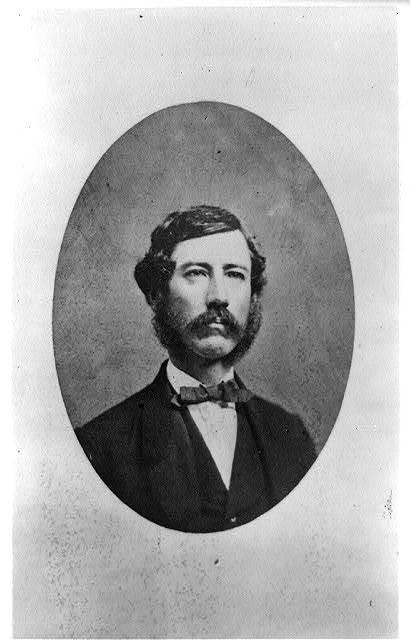 [Robert Barnwell Rhett, II, head-and-shoulders portrait, facing front]