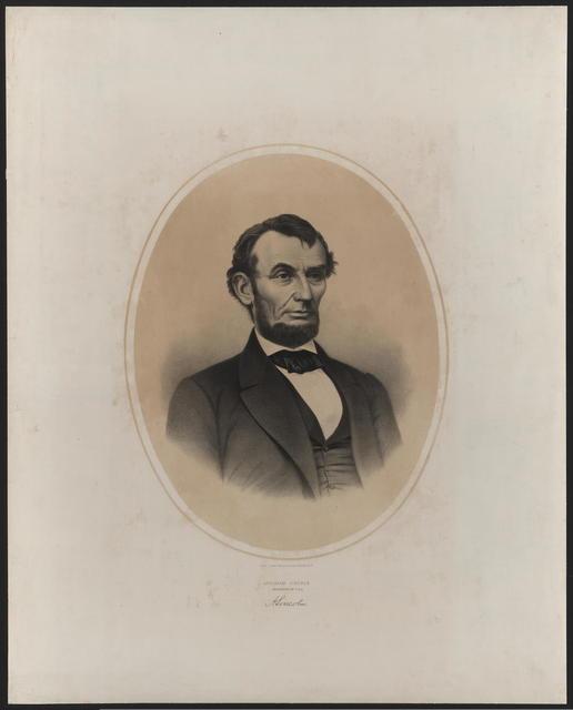 [Rocca portrait of Lincoln]