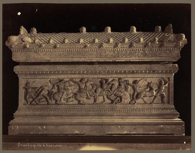 Sarcophage dit d'Alexandre