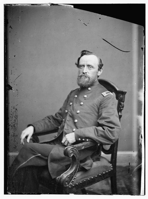 Sarg. C.M. Chandler, 6th Vermont Inf.