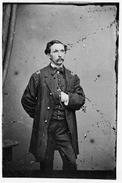 Sergeant E.J. Buck, 18th Wisc.