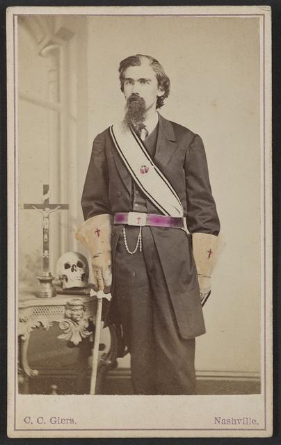 Sir John B. Morris / C. C. Giers, 43 & 45 Union St., Nashville, Tenn.