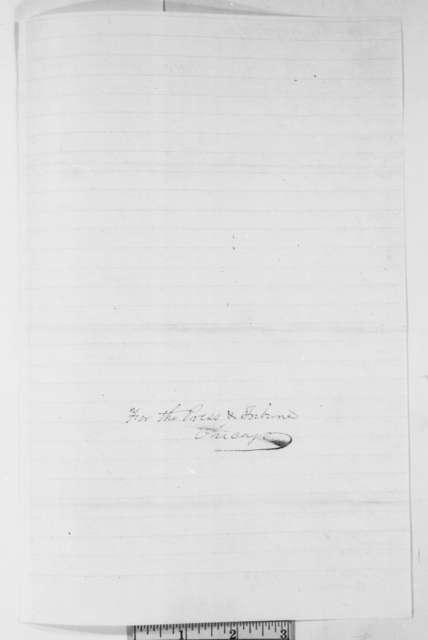 Thaddeus Hyatt to Parley Hammond, Saturday, September 22, 1860  (Hyatt's involvement with National Kansas Committee and John Brown)