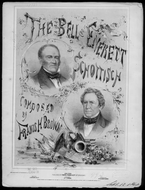 The  Bell and Everett schottisch