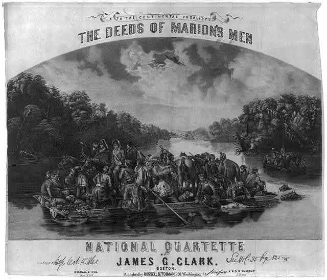 The Deeds of Marion's Men
