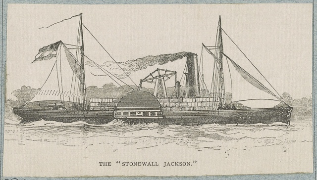 "The ""Stonewall Jackson"""