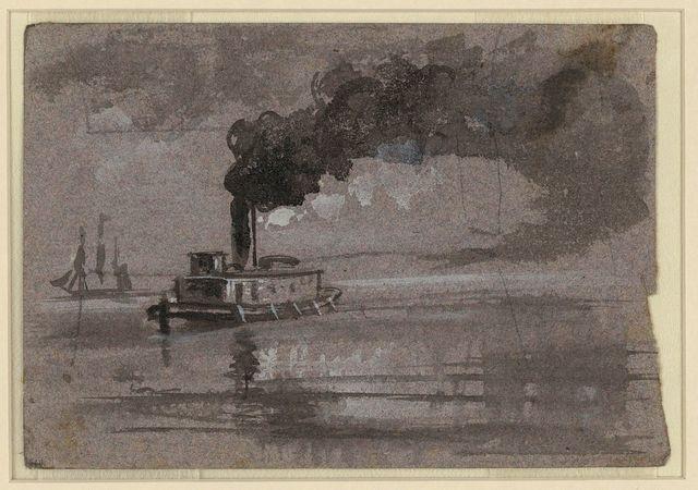 [Two steamships]