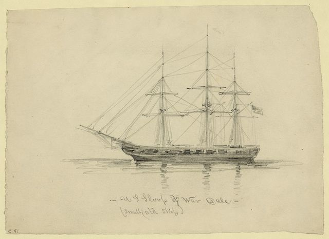U.S. Sloop of War Dale