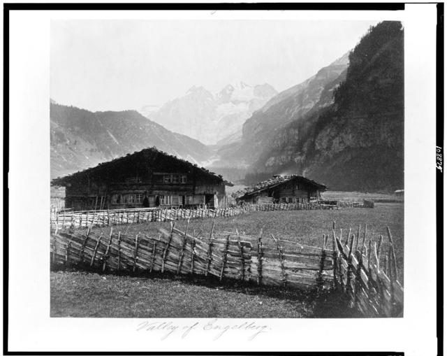 Valley of Engelberg
